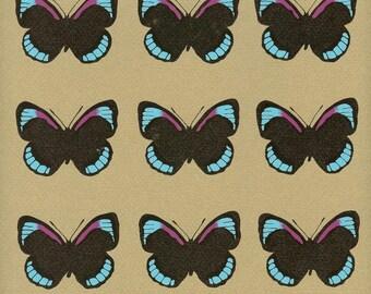 Butterfly Silkscreen Print - Novet Eunica