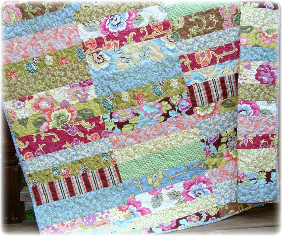 SALE Gypsy Caravan Just tween us Girls Quilt