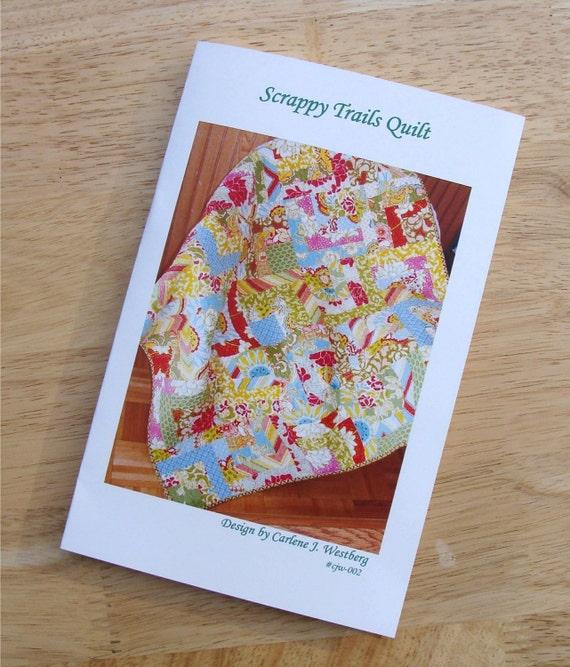 Scrappy Trails Quilt Pattern