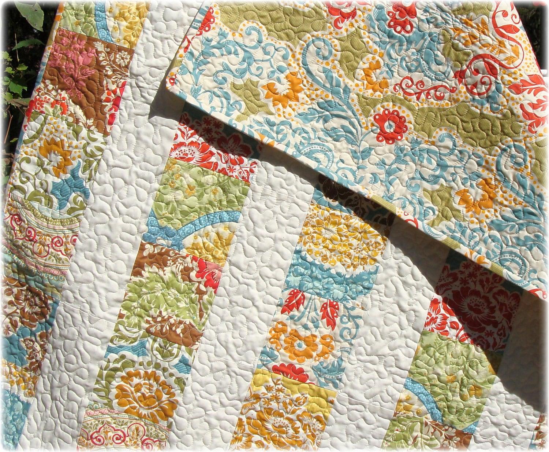 Baby S Secret Garden Quilt