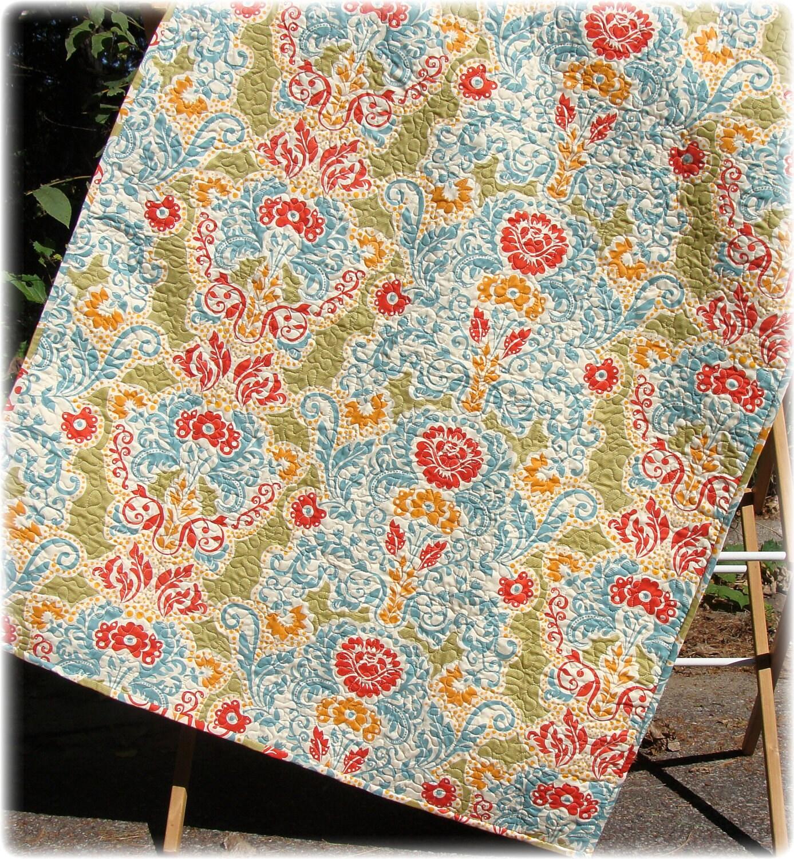 baby u0026 39 s secret garden quilt