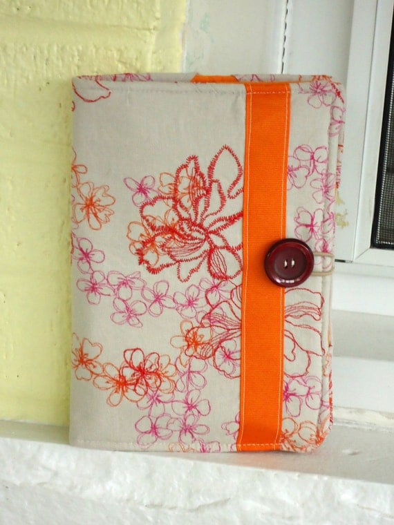 Kindle Fire Cover, Kobo Case, eReader Cover, Ready to Ship