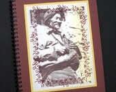 Tibetan Yogi Blank Journal Book