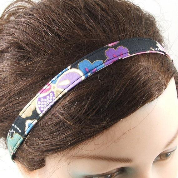 Looby Lou headband - Japanese rich sakura