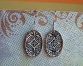 Tuscany Oval Earrings
