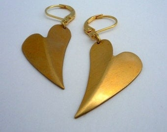 Flying Heart Earrings