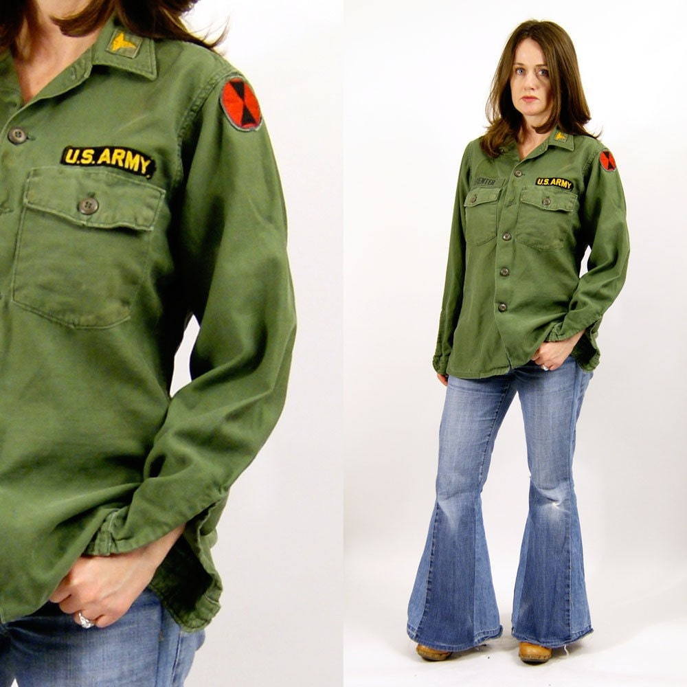 24f139814 army fatigue jacket | eBay : 13 year old clothes shops