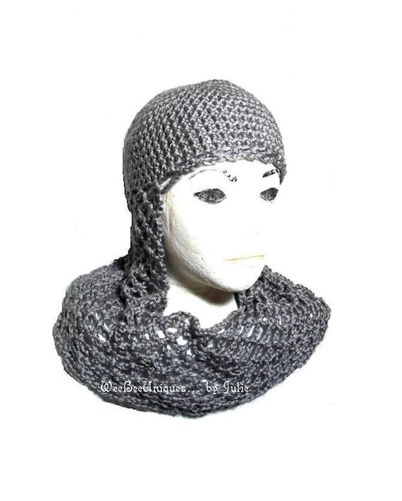 knight helmet hat medieval chainmail for fantasy and adventure play