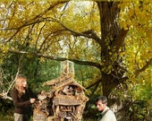 The Enchanted Treehouse, fairytale movie