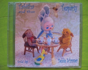 """DVD, """"Tabitha and the Teaparty"""", movie for children"""
