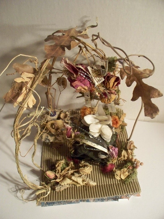 SALE, Fairy Furniture, Dreaming Under the Leaves
