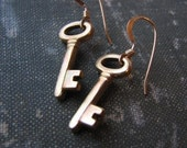 SECRECY Earrings.....short earwires.....FREE SHIPPING