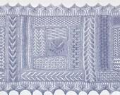 Estonian Potpourri Kit - Pattern & yarn