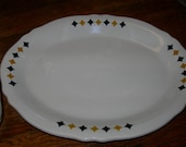 Mayer China Large Oval Platter Restaurant Ware.