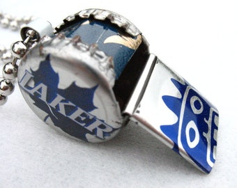 Lakers Whistle Blue Silver