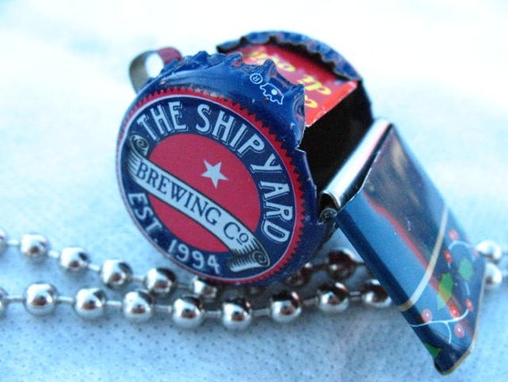 Neptune's Shipyard Whistle, Sailing Outdoors