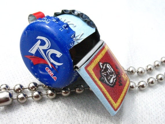 Boy Scout Wolf Whistle RC Cola