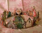 Art Crown - The Seven Seas Crown - Ooak