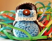 Instant Download - Crochet Pattern - Baby Moccasins Booties PDF 5