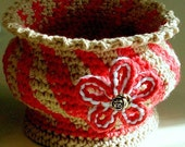 Instant Download - Crochet Pattern - Soft Pottery Bowl PDF 17