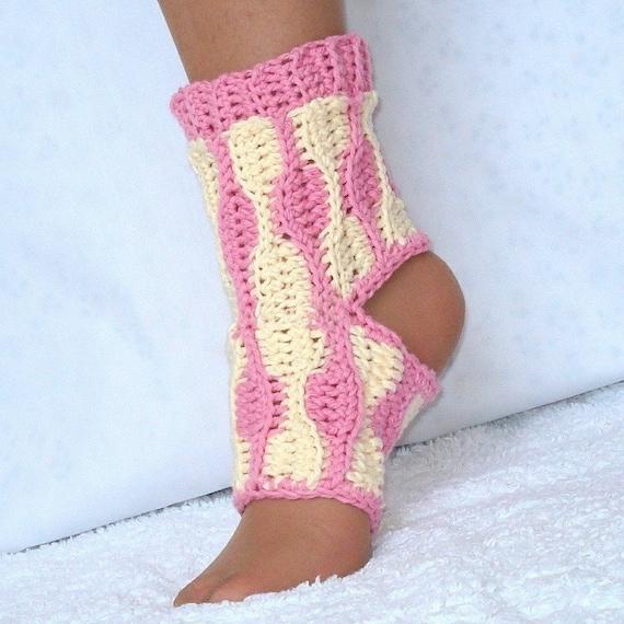 Instant Download - Crochet Pattern - Yoga Socks PDF 13