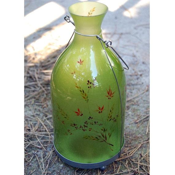 Summer Candle Lantern