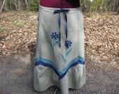 Hemp Bloom Organic Skirt