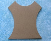 12 inch DRESS BODICE for Bow Holders and more