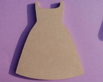 dress unfinished
