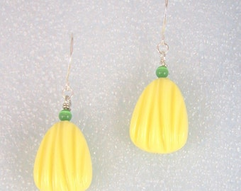Lemonade With a Touch of Lime Earrings