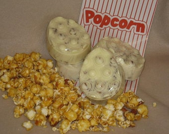 Caramel Corn Soap
