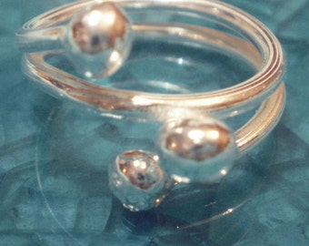 Eleni Sterling silver Ring