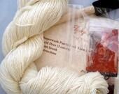 Dye Your Own Sock Yarn Kit   FREE SHIPPING