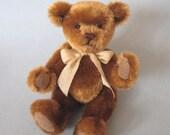 Miniature Artist Bear Teddy Bear miniature