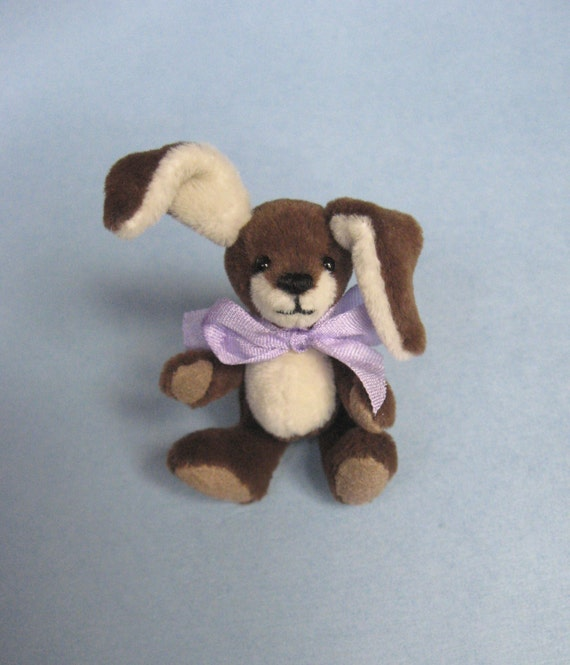 Miniature Artist Bunny miniature rabbit