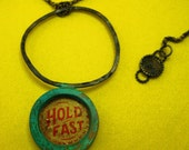 SALE Hold Fast Necklace