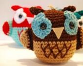 Custom made Owl