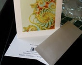 CLEARANCE SALE - Random Fractal Greeting Cards Assortment