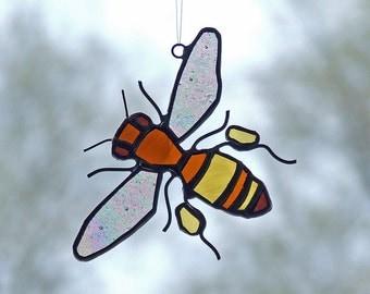 The Pollinator--Pollen Laden Honey Bee