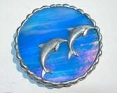Dolphin Pocket Mirror