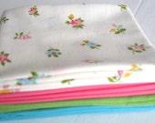 Perky Spring Bundle Reclaimed Linen Fat Quarters