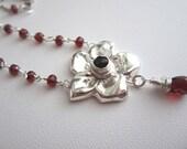 Reserved customer order necklace