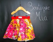 Circle SKIRT  - Joel Dewberry - Heirloom - Pick the size Newborn up to 12 Years by Boutique Mia