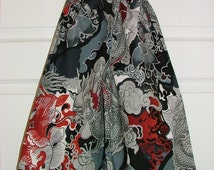 Children  -BOY/GIRL - Samurai PANTS - Alexander Henry - Dragons - 2 years of Fasion - Pick the size Newborn to 8 Years by Boutique Mia