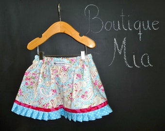 Ruffle SKIRT  - Tanya Whelan - Pick the size Newborn up to 12 Years by Boutique Mia