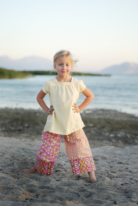 CHILDREN -Samurai Pants - 2 Years of Fashion - Pick the size Newborn to 8 Years by Boutique Mia
