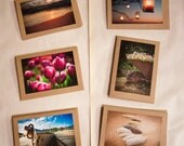 Original photographic cards assorted — 6 pack