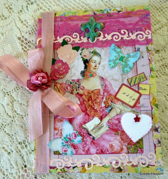 Medium Journal,Scrapbook