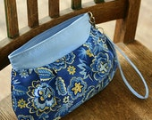 Baby Belle Wristlet with Removable Handle
