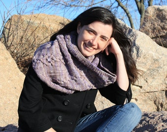 Knitting Pattern for Vimioso Cowl